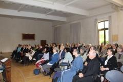 4.05.2017  Festa della Sindone. Conferenza a S.Croce in Gerusalemme