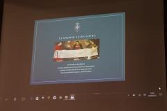4.05.2017. Festa della Sindone. Conferenza a S.Croce in Gerusalemme