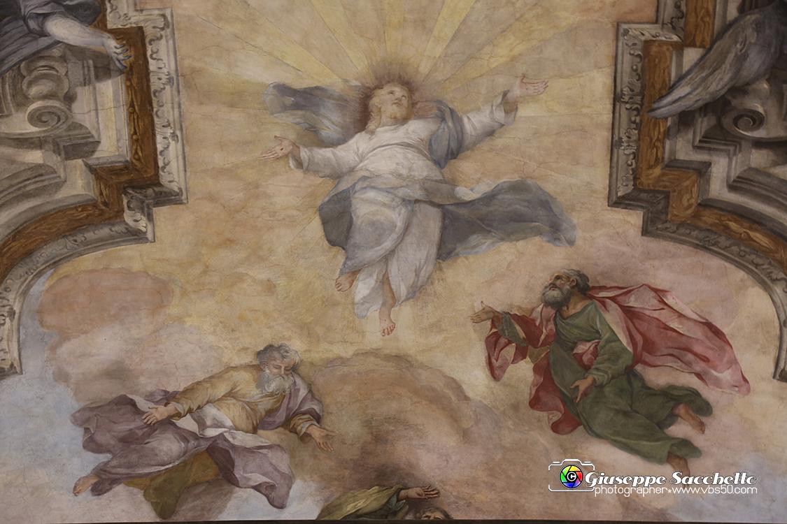 Restauri Chiesa Confraternita Santo Sudario_Trasfigurazione