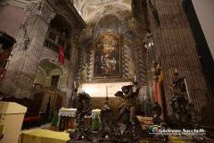 Restauri Chiesa Confraternita Santo Sudario_Puttini