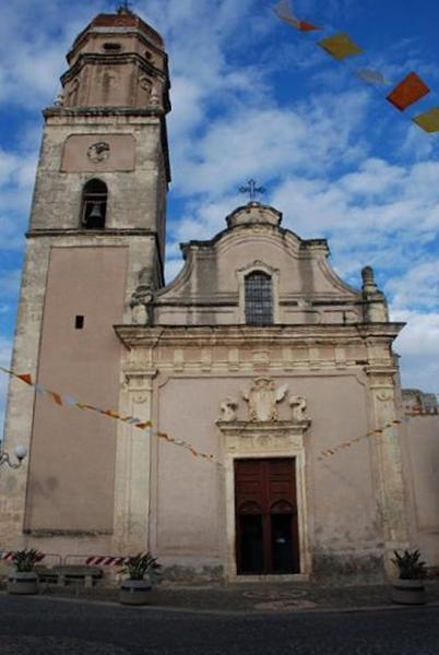 Chiesa S Sebastiano Ussana