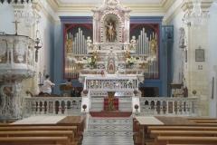Chiesa S Sebastiano Ussana Interno
